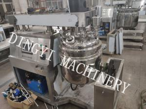 China High Safety Vacuum Planetary Mixer With Three Layer Stainless Steel Plate Body on sale