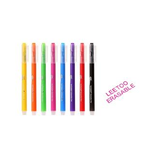 China Thermo Sensitive Multi Color 0.7mm Fine Tip Erasable Pen on sale