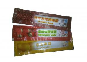 China Fresh Fruit jam sachet 10g orange flavor grade flavor on sale