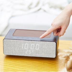 China Alarm Siren Creative Rechargeable Bluetooth Speaker Sensitive Touch Panel Switch on sale
