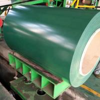 Colour And Galvanized Prepainted Steel Strip Coil Ppgl 40G / M2 To 275G / M2