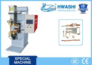 China Three Phase Pneumatic DC Welding Machine , Spot Weld Machine for Copper and Aluminum on sale