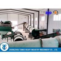 Chicken Pig Manure Organic Fertilizer Granulator Production Line