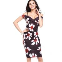 China 20DE730 In Stock Amazon Western Fashion Lady Adult Sexy Mature Women Dresses on sale