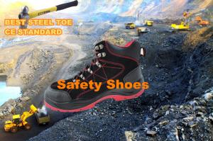 China 2015 Hot Sell Industrial Safety Shoes ,Work Time Safety Shoes on sale