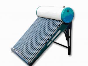 China 2013 nuevo tipo calentador de agua solar altamente rentable para el hogar común on sale