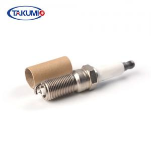 China Iridium Tip Auto Spark Plugs , Gasket Seat Car Spark Plug Replacement J Electrode on sale