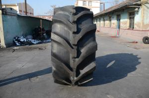 China 30.5L-32 Grain Combine Harvester Tyre for farm work on sale