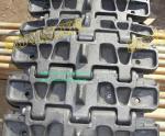 Zapato del gruñón de la grúa de correa eslabonada de IHI para CCH1500 CCH1500HDC CH1500-2 CCH1500E