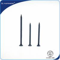 Zinc Plated Self Drilling Screw , Self Tapping Screws 2mm-100mm Length
