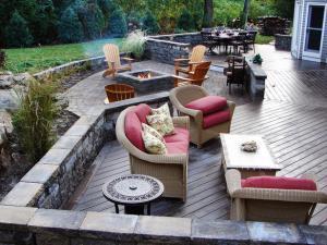 China cheap waterproof outdoor decking tile pool deck tiles price Of WPC DIY decking (RMD-D3) on sale