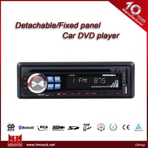 China Car DVD player with USB/SD card slot & AUX input,single din,DVD/CD/CD-R/CD-RW/MP3 player(Model:V-6873D) on sale