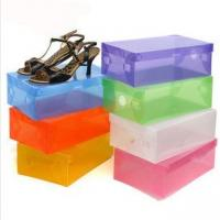 Plastic Storage Box for Shoes