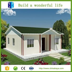 China luxury steel framed prefab modern movable house kits in puerto rico on sale