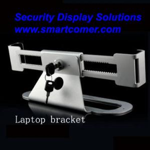 China COMER security laptop notebook display computer locking bracket without alarm on sale