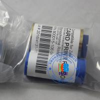 Compatible P310  P330i P420i Printer use  800015-106 of 1000 prints zebra silver gold color ribbon