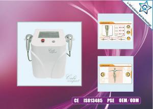 China White Cavitation Weight Loss Machine / Cavitation Slimming Machine 24-45 KHz on sale