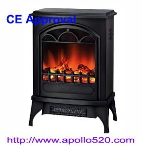 China Freestanding Electric Fire on sale