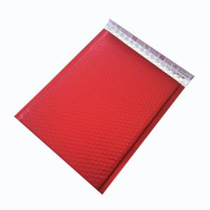 China Matte envelope bubble packaging,bubble padded envelope on sale