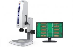 China High Definition Video Microscope with Auto Focus and Max Magnification 206X on sale