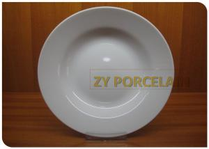 China Lightweight Ceramic Dining Plates Contemporary Acid-Resistant Healthy Innocuity on sale