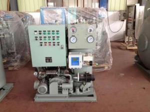 China High Efficiency 15ppm Oily Bilge Water Separator.jpg on sale