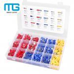 1200 Pcs Electrical Connector Kit Automotive Multi Color Assortment Kit