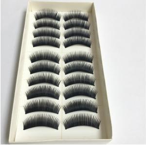 Wholesale false eyelashes private label mink eyelashes 3D