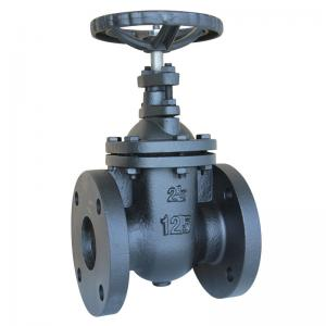 China MSS SP 70 Ductile Iron Gate Valve Non Rising Stem Gate Valve Simple Structure on sale