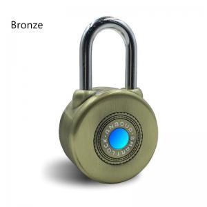 China Bluetooth 4 TI2541 wireless padlock Logistic Smart Lock Wireless Control Lock GLL-110 on sale