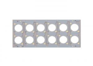 China COB Intergrated LED PCB Board Assembly , High Power LED Light Pcb Board on sale
