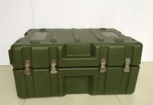 China Waterproof Rotational Moulding Products Military Roto Molded Storage Boxes on sale
