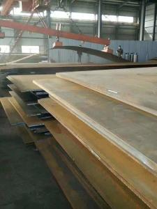 China Boiler A572 Grade 50 Carbon Steel Plate A572 Grade 50 Properties A572 Structural Carbon & HSLA on sale