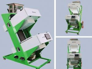 China Peanut Color Sorting Machine that sort peanuts by color and shape on sale