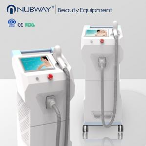 China In-motion painless 808 diode laser hair removal device on sale