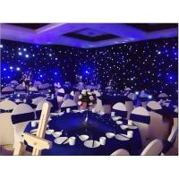 2017 china led curtain display led light stage curtain diy fiber optic lighting curtain rental led star curtain