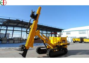 China CM458 Crawler Mounted DTH Drilling Rig Deep Hole Drill For Water Well on sale