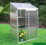 58x98x147CM Polycarbonate Board  Greenhouse, Easily to install without special tools,Light and fast