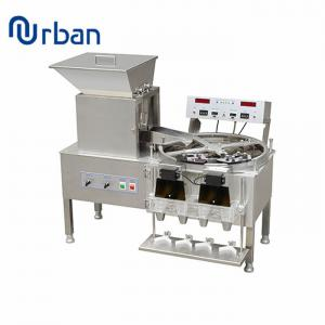 China Simple Operation Tablet Capsule Counting And Filling Machine Accurate Counting on sale