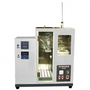 China AC220V 50Hz Transformer Oil Testing Equipment Vacuum Distillation Range Tester on sale