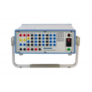 China 2000VA Protection Relay Test System , Power 4-phase AC (L-N) K3063Li on sale
