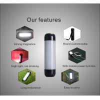 Black Middle Rechargeable Powerbank Magnet Machine Hurricane Earthquake Emergency Outdoor Gear Hunting Camping Light CE