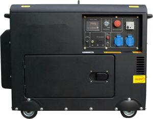 China 5kw silent portable diesel generator on sale