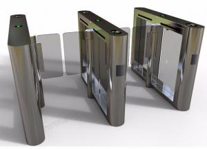 China Fashion Design Bi-directional Swing Turnstile Automatic Gate Control System Speed Gate on sale