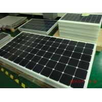 OEM Home High Efficiency Solar Panels 150W Ultraviolet Aging Resistance EVA