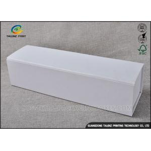 China Custom Color Foldable Gift Boxes Fashion Paper Wine Box ISO14001 Certificated on sale