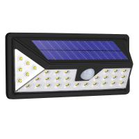 China Waterproof Solar Powered Wall Mounted Lights , PIR Sensor Solar Powered LED Garden Lights on sale