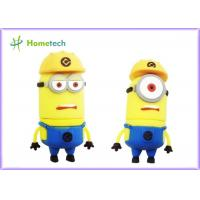 Despicable Me 8GB Yellow Engineer Minion USB Flash Drive
