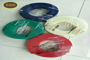 China Rubber / Polyurethane / PU Squeegee Blade Material For Silk Screen Customized Color on sale