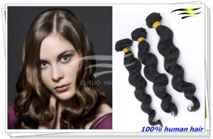 China Unprocessed 100% Human Hair Weaving 80cm on sale
